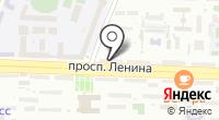 Балу на карте