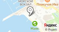MALIBU на карте