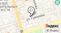 Торус Дон на карте