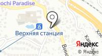 Вебсила на карте