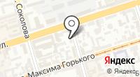 Бигуди на карте