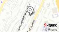 Сейф-сервис на карте
