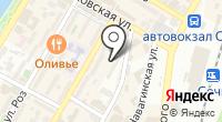 SandSoft на карте