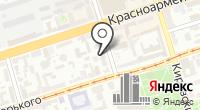 Персонаж на карте