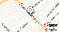 КИПА на карте
