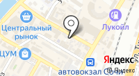 Лоцман на карте