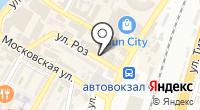 Глобус-Тур Сочи на карте