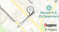 ВОИР на карте