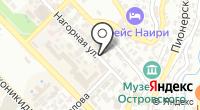 Черномор-Спорт на карте