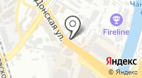 Снабженческо-коммерческий центр на карте