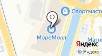 Блинофф на карте