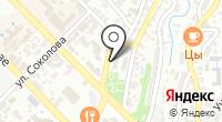 Управление ФСБ России по Краснодарскому краю на карте
