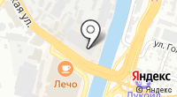 Северсталь-Инвест на карте