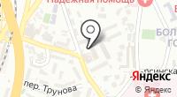 Техно-стиль на карте