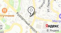ВераНика на карте