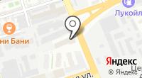 Милания на карте