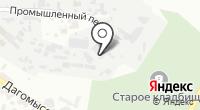 Альфа-Юг на карте