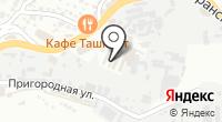 Точка опоры на карте
