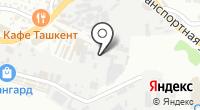 Планета автостекла на карте