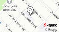 Детский сад №12 на карте