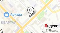 Продрезерв на карте