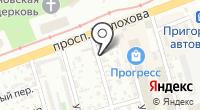 СпецЮг на карте