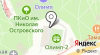 Ростов на карте