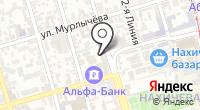 Фрекен Бок на карте