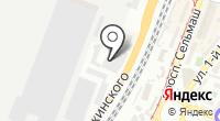 Тракт-Ростов-на-Дону на карте
