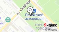 Мебельный салон-магазин на карте