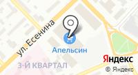 Магазин молочной продукции и сыров на карте