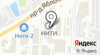 Фабрика торгового оборудования и мебели на карте
