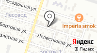 Radius на карте