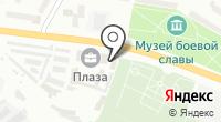 Проект на карте