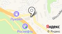 Сеть магазинов бытовой химии на карте