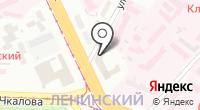 Эйсаль на карте