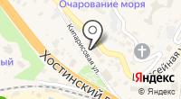 София на карте