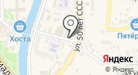 Мурат на карте
