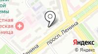 Секонд-хенд на карте