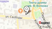 Альmax на карте