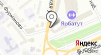 Алькасар Ярославль на карте