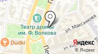 Дом маркетинга и рекламы на карте