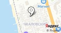 Рафаэль на карте