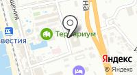 Адлеркурорт на карте