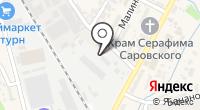 Сочитеплоэнерго на карте