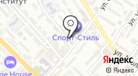 Анн-Мари на карте