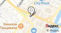 ААА на карте