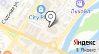 Суши-бар на карте