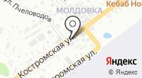Молдовка на карте