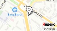 Партнер на карте